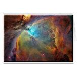 Nebulosa de Orión Tarjeton