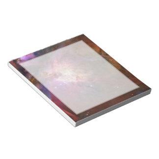 Nebulosa de Orión (telescopio de Hubble) Bloc De Notas