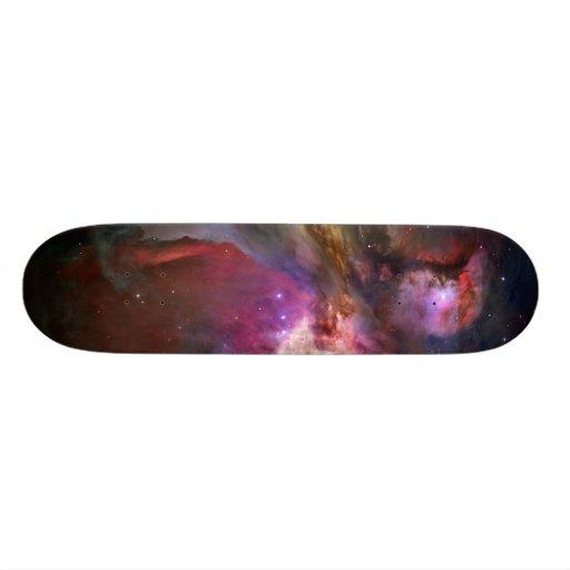 """Nebulosa de Orión (telescopio de Hubble) Patineta 8 1/8"""""""