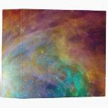 Nebulosa de Orión (telescopios de Hubble y de Spit