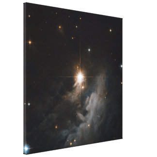 Nebulosa de reflexión IRAS 10082-5647 Impresiones En Lona