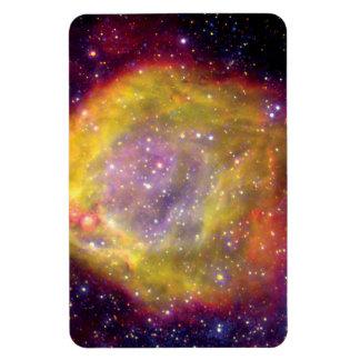 Nebulosa de SMC WR7 Imanes