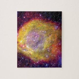 Nebulosa de SMC WR7 Puzzle
