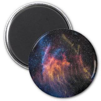Nebulosa de Soace Imán Redondo 5 Cm
