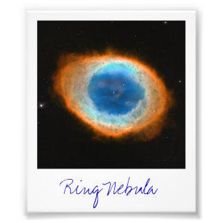 Nebulosa del anillo impresiones fotográficas