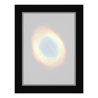 Nebulosa del anillo (telescopio de Hubble) Tarjetas Informativas