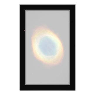 Nebulosa del anillo (telescopio de Hubble) Flyer Personalizado