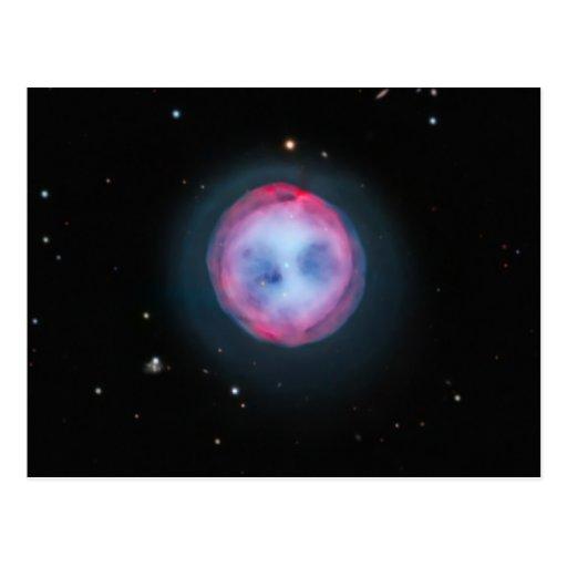 Nebulosa del búho postal
