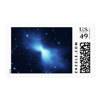 Nebulosa del bumerán sellos postales