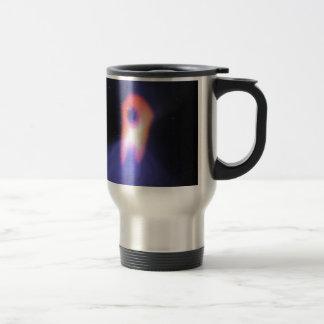 Nebulosa del bumerán tazas de café
