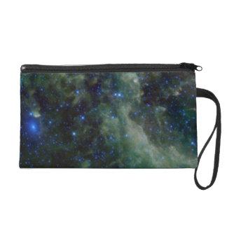 Nebulosa del Cassiopeia dentro de la galaxia de la