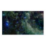 Nebulosa del Cassiopeia dentro de la galaxia de la Tarjeta Personal