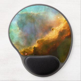 Nebulosa del cisne M17 Alfombrillas De Ratón Con Gel