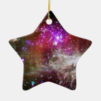 Nebulosa del cúmulo de estrellas NGC 281 Pacman Ornaments Para Arbol De Navidad