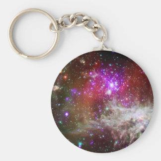 Nebulosa del cúmulo de estrellas NGC 281 Pacman Llaveros Personalizados
