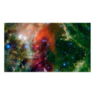 Nebulosa del embrión de la nebulosa del alma tarjetas de visita