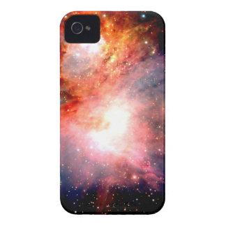 Nebulosa del espacio carcasa para iPhone 4 de Case-Mate