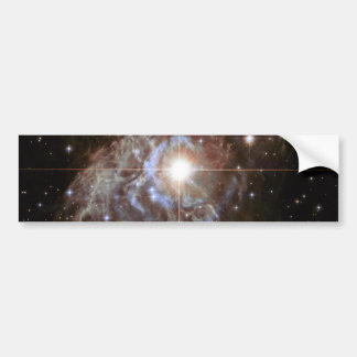 Nebulosa del espacio - estrella variable RS Puppis Pegatina Para Coche