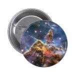 Nebulosa del espacio profundo de la imagen de Hubb Pin