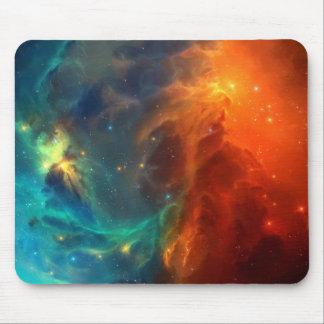 Nebulosa del espacio tapetes de raton