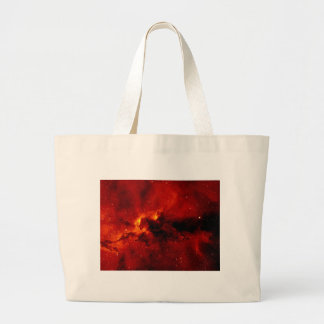 Nebulosa del fuego bolsa de mano