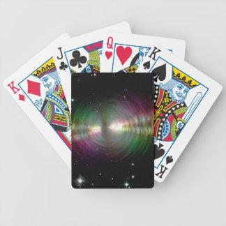 Nebulosa del huevo - espacio, estrellas, galaxia barajas de cartas