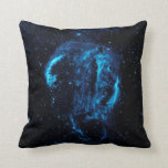 Nebulosa del lazo del Cygnus y las nubes torturada Cojin
