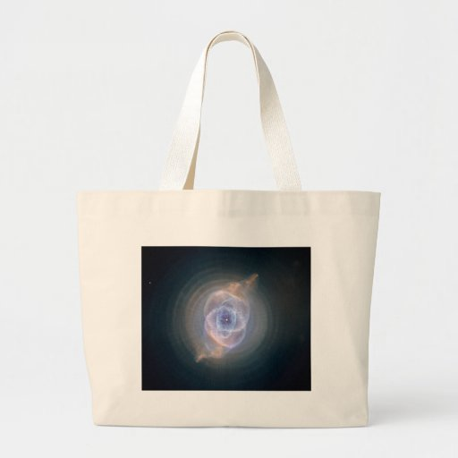 Nebulosa del ojo de gato bolsa de mano