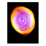 Nebulosa del Spirograph Postal