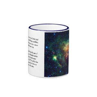 Nebulosa del Tadpole, constelación del auriga Taza A Dos Colores
