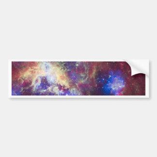 Nebulosa del Tarantula Pegatina De Parachoque