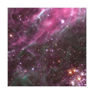 Nebulosa del Tarantula HS-1999-12 Impresión En Lienzo