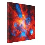 Nebulosa del Tarantula Impresión De Lienzo