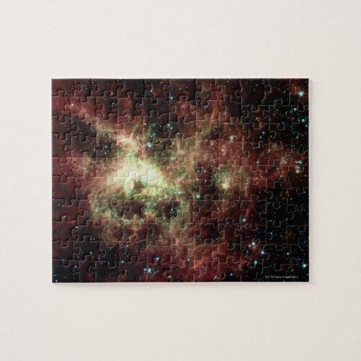 Nebulosa del Tarantula Puzzle