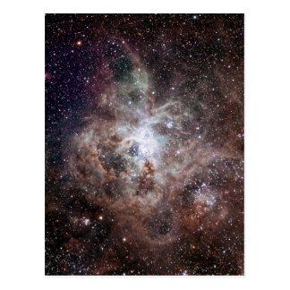 Nebulosa del Tarantula Tarjeta Postal