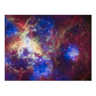 Nebulosa del Tarantula Postal