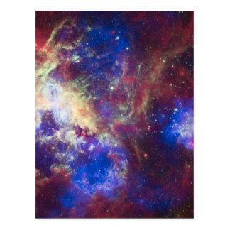 Nebulosa del Tarantula Postales
