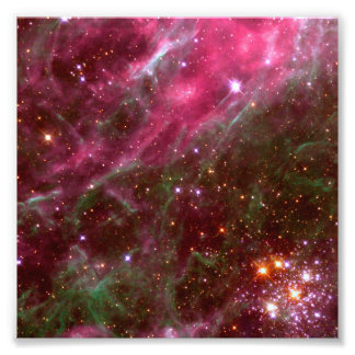 Nebulosa del Tarantula (telescopio de Hubble) Arte Fotográfico