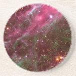 Nebulosa del Tarantula (telescopio de Hubble) Posavasos Manualidades
