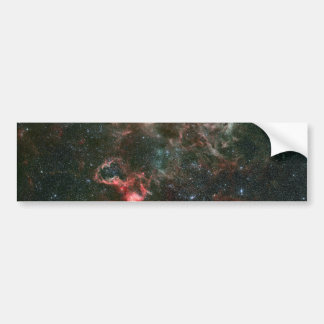 Nebulosa del Tarantula y sus alrededores Pegatina Para Auto