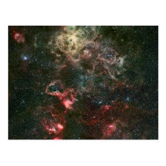 Nebulosa del Tarantula y sus alrededores Postales