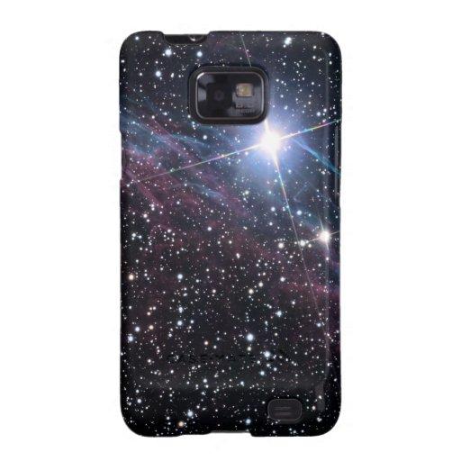 Nebulosa del velo de NASAs Samsung Galaxy SII Carcasa