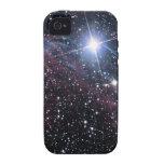 Nebulosa del velo de NASAs Case-Mate iPhone 4 Funda