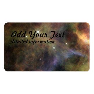 Nebulosa del velo - segmento #1 tarjetas de visita