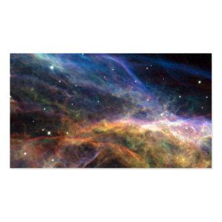 Nebulosa del velo tarjetas de visita