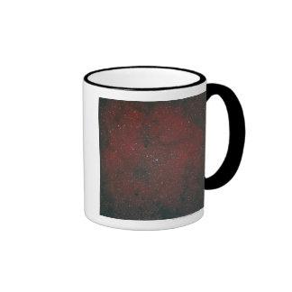 Nebulosa difusa tazas de café