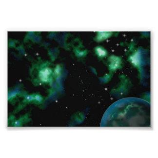 Nebulosa distante foto