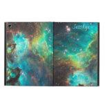 Nebulosa en el caso de Powis del aire del iPad de