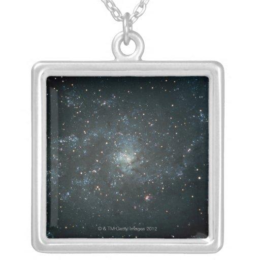 Nebulosa espiral en Triangulum Colgante Cuadrado