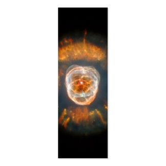 Nebulosa esquimal (telescopio de Hubble) Tarjeta De Visita